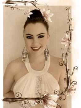 Brows & Makeup by Matt-Yuko.  Model:  Asha Barrett
